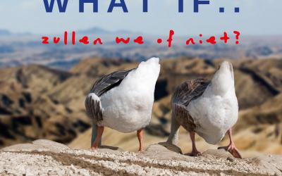 Wat nou als…..?