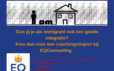 Immigrant integreert